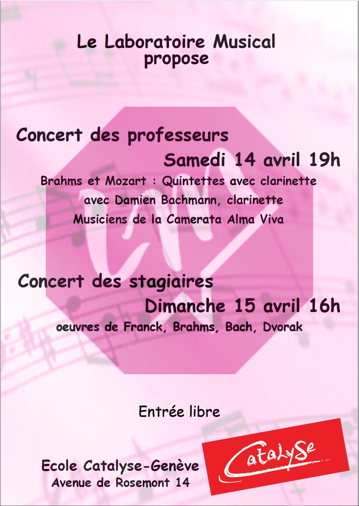 Laboratoire Musical – Genève